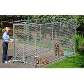 Lucky Dog Champion Box Kennel (6' H x 5' W x 10' D)