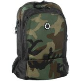 Camoflage Backpack Diaper Bag