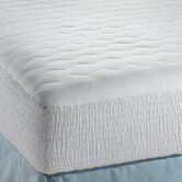 100% Cotton Down Alternative Dream Loft Mattress Pad
