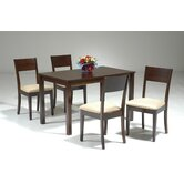 Cafe-44 5 Piece Dining Set