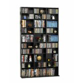 1080 CD / 504 DVD / 576 Blu-ray  Multimedia Storage Rack