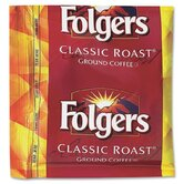 (36 per Carton) Coffee, Classic Roast, 0.9 oz Fractional Packs