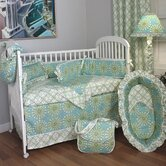 Burst Seagrass Crib Bedding Collection