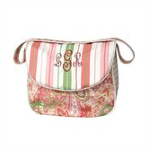 Paisley Messenger Diaper Bag