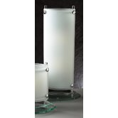 Apex-II Large Table Lamp in Polished Chrome