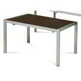 Mission Extendible Rectangular Dining Table