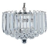 Sigma Small Four Light Chandelier