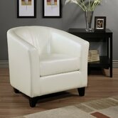 Couture Bi-Cast Leather Chair