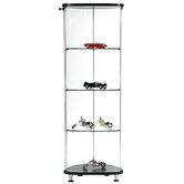 Celeste Narrow Curio Cabinet