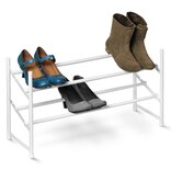2 Tier Expandable Shoe Rack