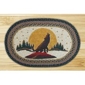 Wolf Novelty Rug
