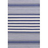 Beckham Denim Striped Rug