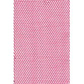 Two Tone Rope Fuschia/White Rug