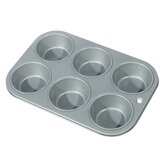 Non Stick Muffin Pan (6 Cups)