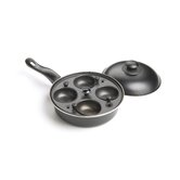 3-Piece Non-Stick Egg Poacher / Fry Pan Set