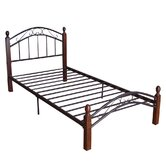 Sam Metal Wrought Iron Bed