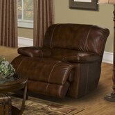 Motion Mars Leather Chaise Recliner