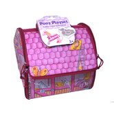 Princess Enchanted Pony Day Tote Playset
