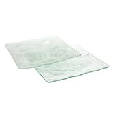 Arctic Square Plate (Set of 4)