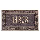 Aspen Standard Wall Plaque