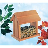 3.5 Lb Capacity Hanging Birdfeeder