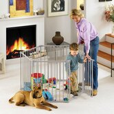 3-in-1 Metal Superyard Gate
