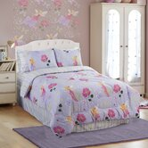 Glow in The Dark Fairy Light Comforter Set