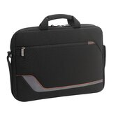 "Vector 17.3"" Laptop Slim Brief in Black"