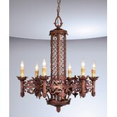 Modesa 6 Light Chandelier