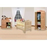 Rozana 3 Piece Nursery Set in Natural