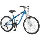 "Girl's 24"" High Timber Front Suspension Mountain Bike"