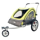 Sierra Double Stroller Bike Trailer