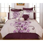 Grapevine 12-Piece Bedding Ensemble