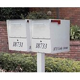 Duo Spreader for Bellevue / Coronado / Oasis / Oasis Jr. Mailboxes