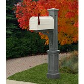 Newport Plus Mailbox Post