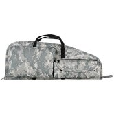 Paintball Marker Case with Four Pockets in Camo