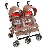 Wrangler Twin Sport All Weather  Stroller