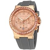 Women's Bel Aire Silicone Strap Watch