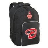 MLB Black Backpack