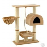 "36"" Cat Tree in Beige"