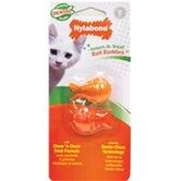 Insert-A-Treat Chew N Clean Treat Pockets Cat Toy