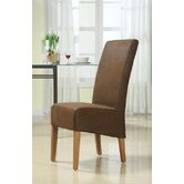 Milan Leather Dining Chair