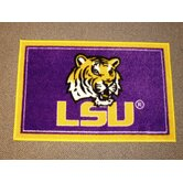 LSU Tigers NCAA Bathroom Novelty Rug