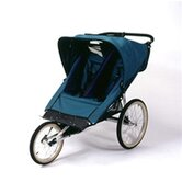 Kool-Stride Lil Deuce Double Jogging Stroller