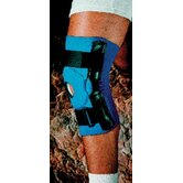 Neoprene Open Patella Hinged Knee Brace