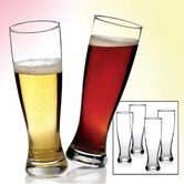 4 Piece Grand Pilsner Barware Set