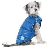 Reversible Puffy Dog Vest