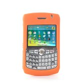 Blackberry Curve Gripper in Orange