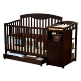 Cambridge Convertible Crib and Changer