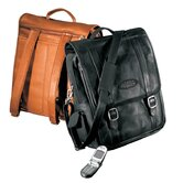 Vaqueta Napa Convertible Backpack / Briefcase for Laptops